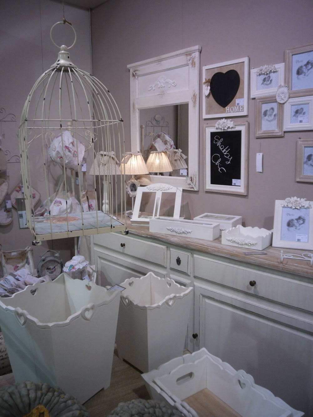 Lo shabby chic per la tua casa for Arredamento country chic ikea