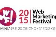 Web Marketing Festival - 19/20 giugno 2015