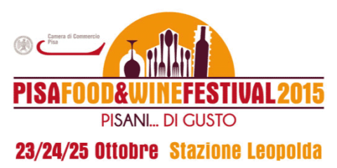 Pisa Food & Wine Festival 2015